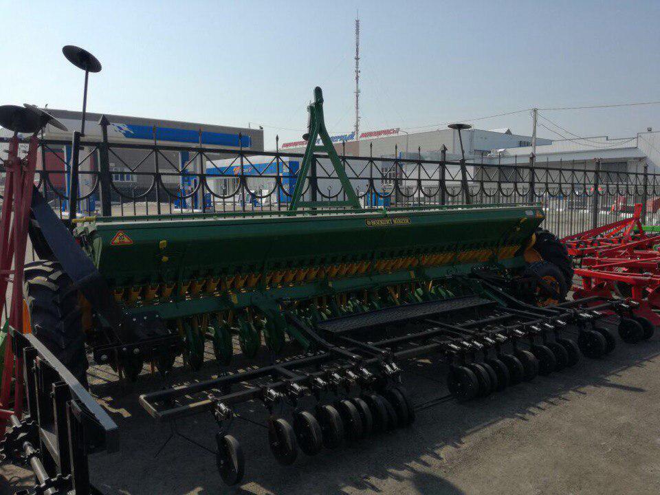 Зерновая сеялка BOZKURT 40 рядов 125 мм