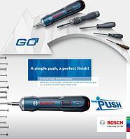 Аккумуляторная отвертка Bosch GO - инструмент, который нужен в каждом доме!