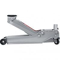 Домкрат гидравлический подкатной 98-535 мм. профессиональный, быстрый подъем 3,5 тонны, Low Profile, Quick Lif