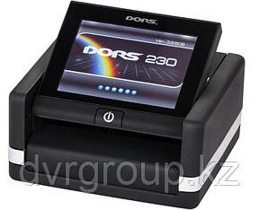 Детектор банкнот DORS 230, автоматический (с аккумулятором), фото 2