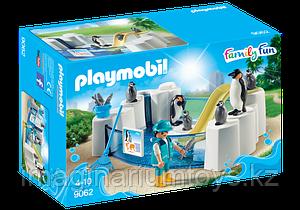 Конструктор «Бассейн для пингвинов» PLAYMOBIL