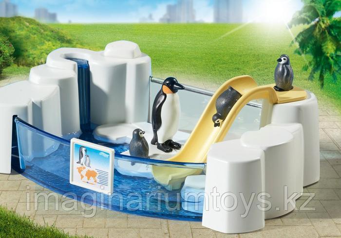 Конструктор «Бассейн для пингвинов» PLAYMOBIL - фото 4