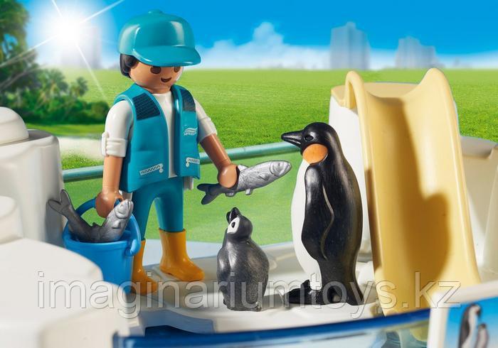 Конструктор «Бассейн для пингвинов» PLAYMOBIL - фото 5