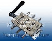 Рубильник ВР32-39В 31250-32 УХЛ3 Кореневой 630А, фото 1