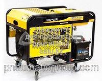 Бензиновый генератор KIPOR KGE 12 Е3, фото 1