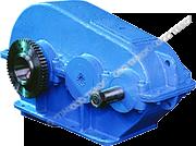 Редукторы крановые двухступенчатые РК450