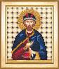 Набор для вышивки бисером Чарівна Мить Б-1166 Икона святой благоверный князь Роман