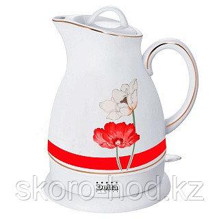 Чайник электрический керамический Delta, Алматы