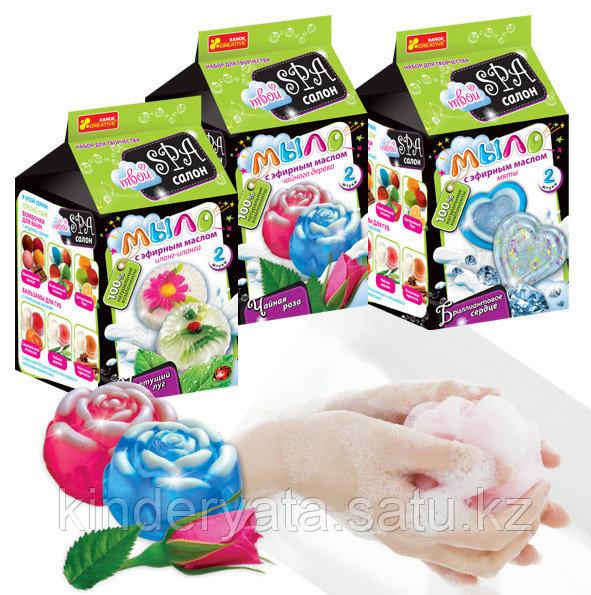 Набор для детского творчества мыло своими руками  Ranok-creative, в ассортименте