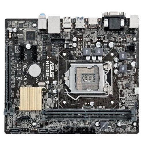 Материнская плата Asus H110M-R/C/SI//LGA1151 H110 HDMI DVI-D D-SUB