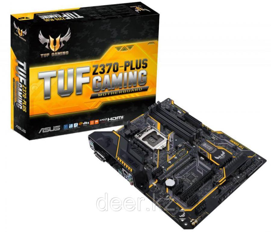 Материнская плата Asus TUF Z370-PLUS GAMING//LGA1151 Z370