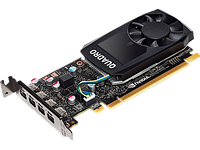 Видеокарта HP 1ME42AA NVIDIA Quadro P600