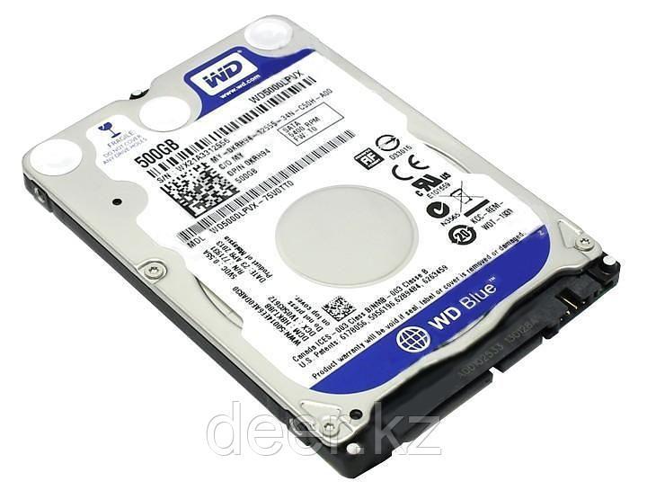 Жесткий диск WD Blue™ WD5000LPCX 500ГБ