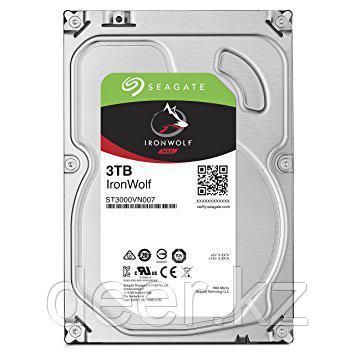 Жесткий диск HDD 3Tb Seagate IronWolf ST3000VN007