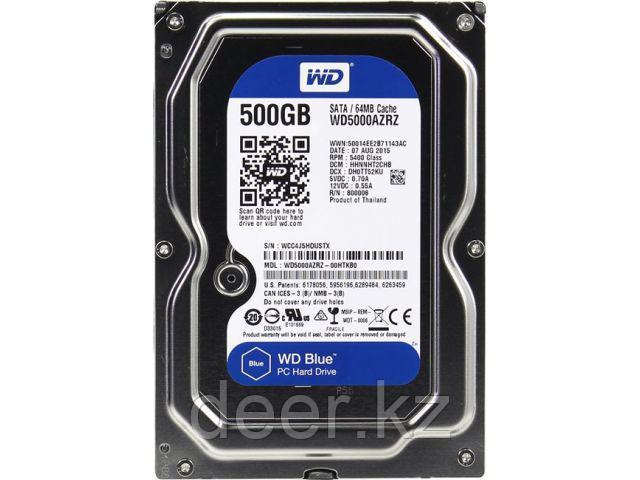 Жесткий диск WD Blue™ WD5000AZRZ 500ГБ