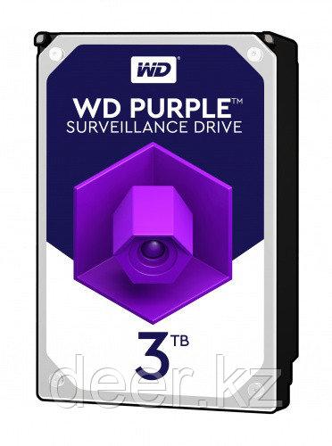 Жёсткий диск WD Purple™ WD30PURZ 3ТБ