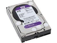 Жёсткий диск WD Purple™ WD60PURZ 6ТБ