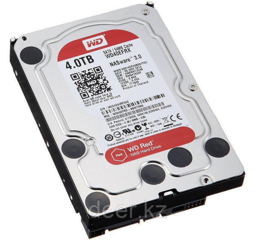 Жёсткий диск WD Red™ WD40EFRX 4ТБ