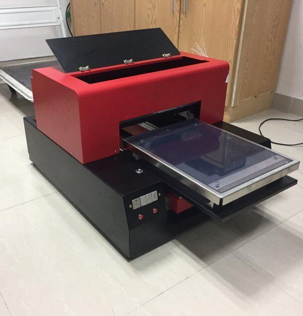 Принтер изображений на одежде