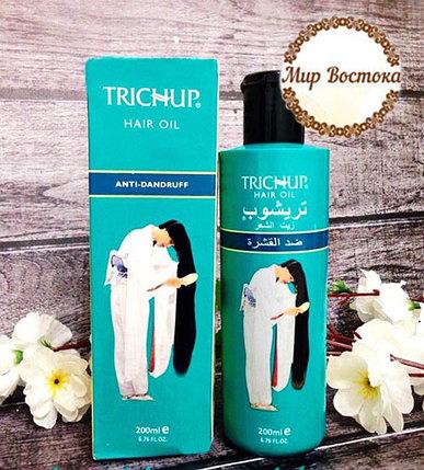 Масло Тричап для волос против перхоти Trichup (Тричуп 200 мл), фото 2