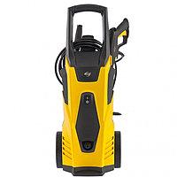 Моечная машина высокого давления HPС-1600, 1600 Вт, 125 бар, 5,5 л/мин, колесная DENZEL