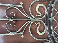 Ворота с калиткой, фото 1