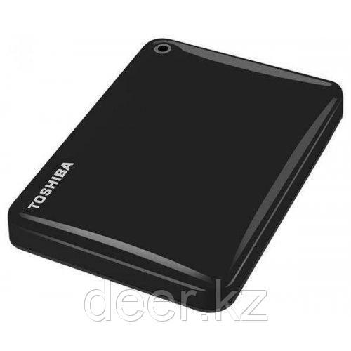 Внешний жесткий диск Toshiba HDTC805EK3AA Canvio Connect II 500GB