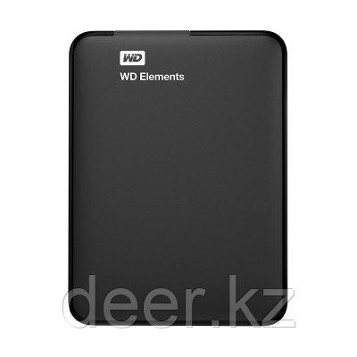 Внешний жёсткий диск WD Elements Portable WDBU6Y0040BBK-WESN 4ТБ