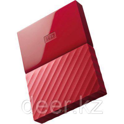 Внешний жёсткий диск WD My Passport WDBBEX0010BRD-EEUE 1TB