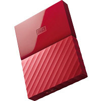 Внешний жёсткий диск WD My Passport WDBUAX0020BRD-EEUE 2TB