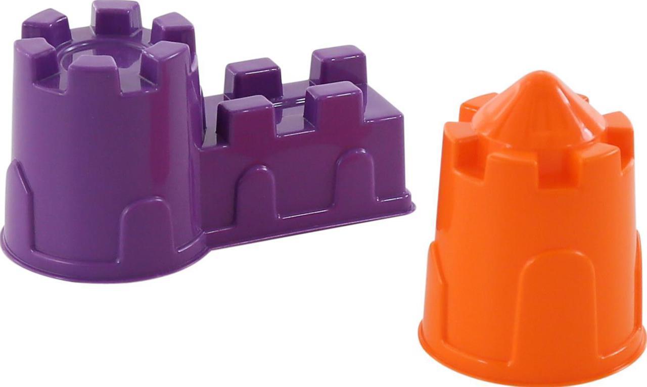 Формочки замок мост + замок башня 57488