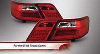 Задние фонари Camry 40/45 Red Color Eagle Eyes, фото 1