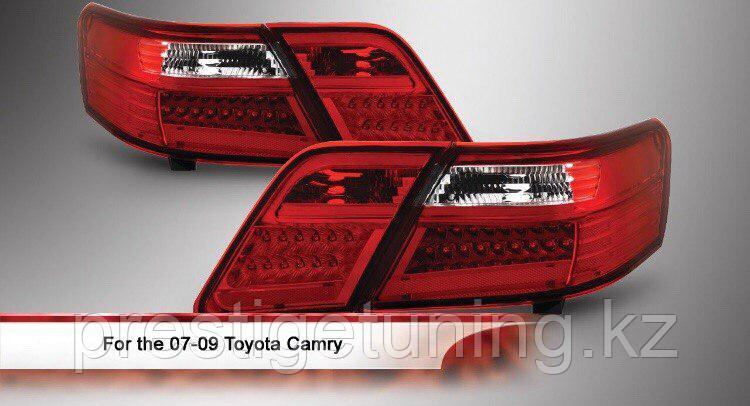 Задние фонари Camry 40/45 Red Color Eagle Eyes