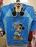 """Детский дождевик с капюшоном и карманами """"Микки Маус"""", фото 2"""