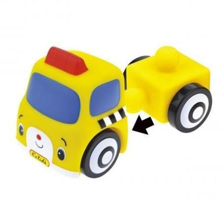 """K's Kids Игровой набор Popbo Blocs - """"Школьный автобус"""""""