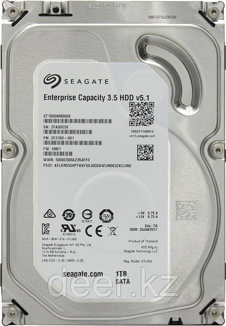 Жесткий диск Exos 7E2 HDD 1TB Seagate ST1000NM0008