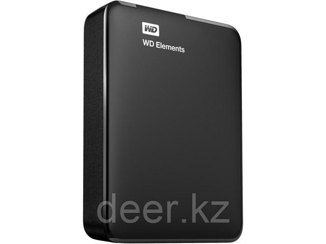 Внешний жёсткий диск WD Elements Portable WDBU6Y0020BBK-WESN 2ТБ