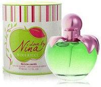 Nina Ricci Love By Nina ( 50 мг ) ( зеленое яблоко )