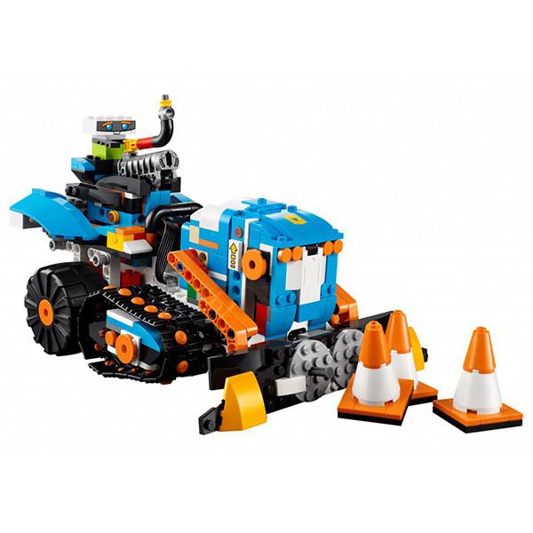 Lego BOOST 17101 Конструктор Лего Набор для конструирования и программирования - фото 3