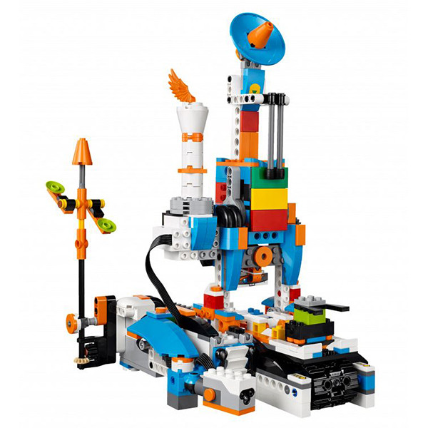 Lego BOOST 17101 Конструктор Лего Набор для конструирования и программирования - фото 4