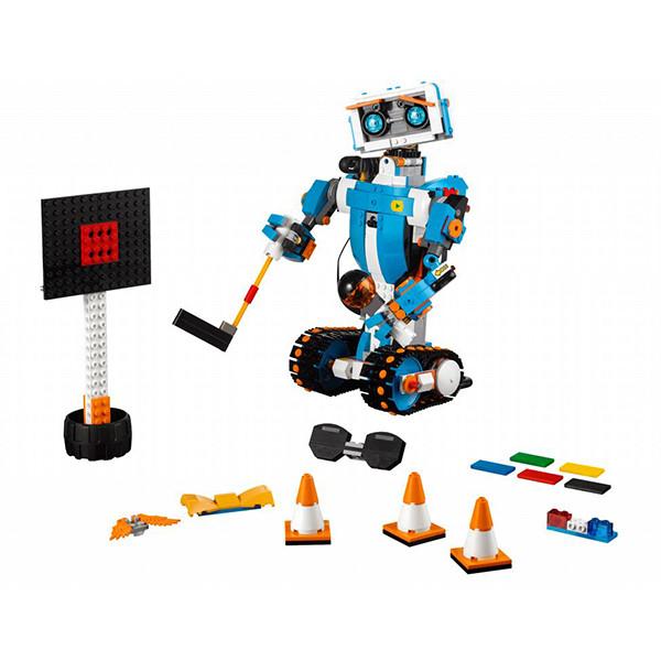 Lego BOOST 17101 Конструктор Лего Набор для конструирования и программирования - фото 7