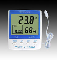 Термометр , влагомер CTH-608A купить Нур-Султан