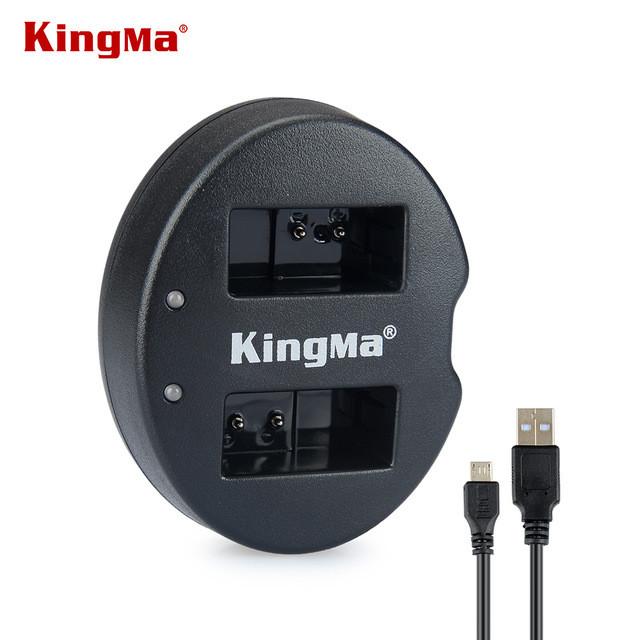 EN-EL20. Двойное зарядное устройство KingMa для Nikon