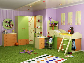 Спальни детские для девочек, фото 3