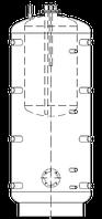 Бак ВТА/Н-2 1000/330 л