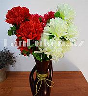 Искусственные цветы Хризантема в ассортименте