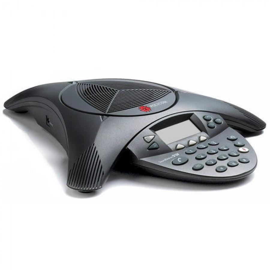 Аудиоконференция Polycom SoundStation2W (Expandable)