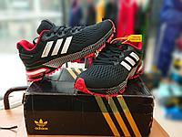 """Кроссовки Adidas Marathon TR 2018 """"Black\Red"""""""