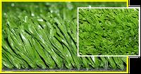 Искусственное покрытие (трава) 40мм (фибриллированная)