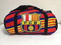 Спортивный баул Barselona. Высота 28 см, длина 57 см, ширина 28 см.